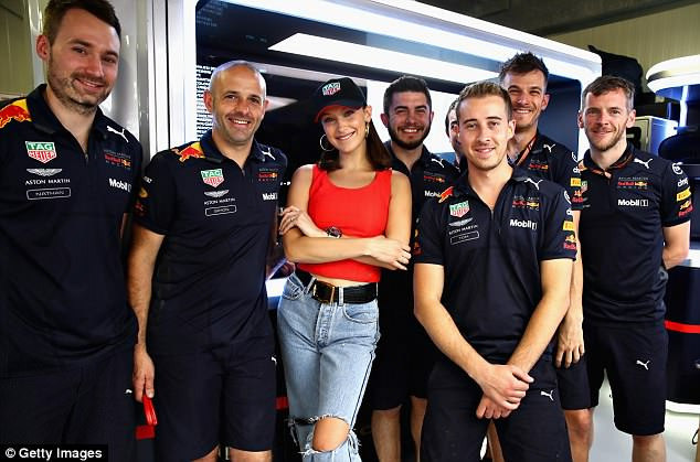 Exciting:Organizers of the Monte Carlo race defied Formula One's rulers by employing models for the race, and racing driver Lewis Hamilton has welcomed the return of the Grid girls