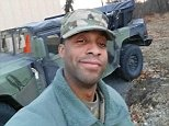 National Guardsman Eddison Hermond was last seen trying to help others during the Ellicott City, Maryland flooding when he was swept away by the waters
