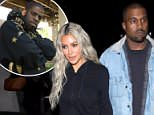 Kim Kardashian held nothing back as she attacked the founder of a charity founded in memory of Kanye West's mother after it called for a boycott of the rapper on Saturday