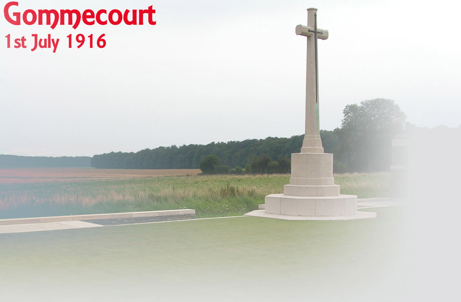 Gommecourt Wood New Cemetery
