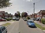 The incident happened onHolyrood Gardens, Edgware and left the woman fighting for her life