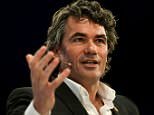Ousted: Gavin Patterson's departure was announced by chairman Jan du Plessis yesterday following an investor revolt