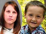 Emily Glass, 27, is said to have taken her own life, just two weeks after leading a private investigator to the site where he stepson's decomposing body was hidden. Although she wasn't charged, she was a person of interest in his death (Glass on May 24)