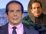 Pulitzer Prize-winning analyst Charles Krauthammer, 68, says he just weeks to live in his battle with cancer