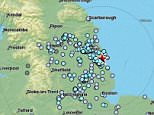 TheEuropean-Mediterranean Seismological Centre (EMSC) updated the impact of the quake which hit Grimsby around 11.14pm