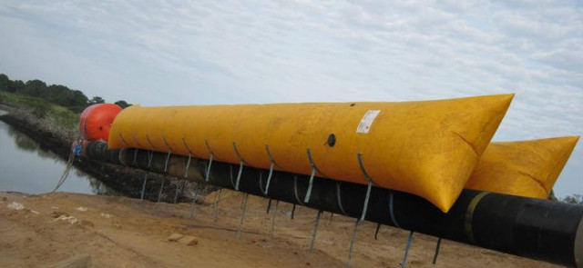 floats for oil pipe
