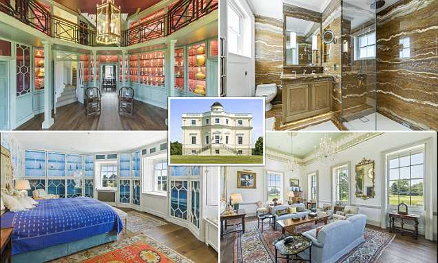 Ornate observatory commissioned by King George III hits the rental market