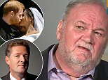 Thomas Markle has finally broken his silence as he expressed his regret at not walking his daughter Meghan down the aisle