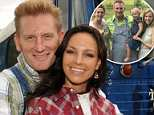 Rory and Joey Feek are seen performing togher at the 2009 CMT Music Awards. He has spoken out about raising their three daughters alone since her death in 2016