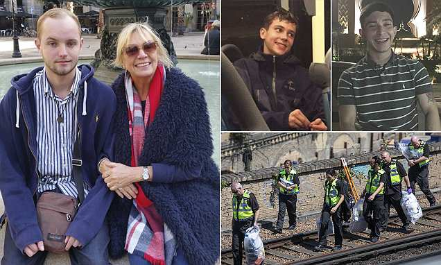 Graffiti community pays tribute to victims killed by train in London