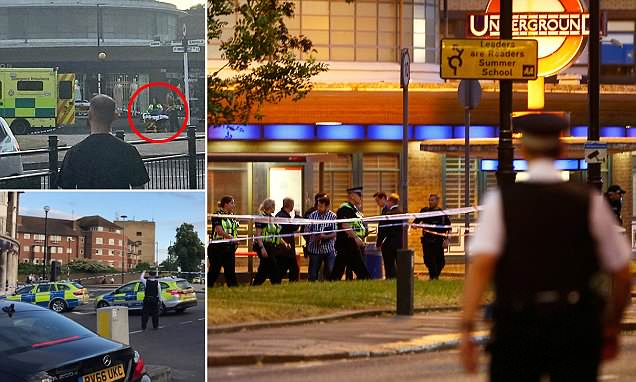 Southgate station explosion: At least five people injured in blast