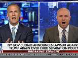 It has been a second night of controversy for Fox News after Corey Lewandowski mocked a story regarding a 10-year-old disabled girl being separated from her mom while on-air
