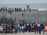 """Trump has promised a """"zero tolerance"""" approach to immigration, vowing that America will not become a """"migrant camp"""""""