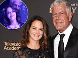 Friends of Anthony Bourdain reveal they were concerned about his 'crazy' love for girlfriend Asira Argento (pictured together in Firenze)