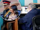 Thomas Markle Snr has given a sombre reflection on staged paparazzi photographs which were beamed around the world in the run-up to his daughter's wedding