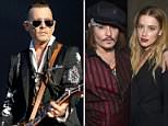 Lawyers acting for Depp - seen performing with the Hollywood Vampires Band at a festival in France on Friday - have been refused their application to have his fraud lawsuit deferred in a wake of a devastating interview in Rolling Stone magazine