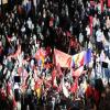 Turks abroad celebrate Erdogan's victory - PHOTO