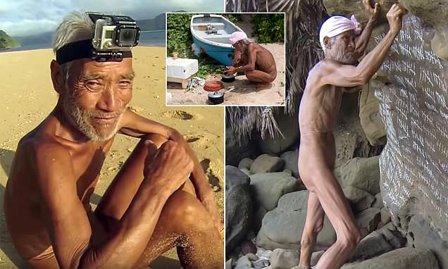 Hermit who lived on deserted island for 29 years is returned to Japan
