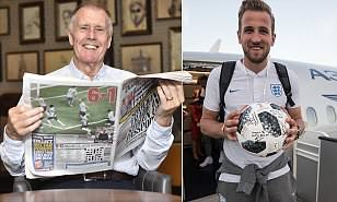 1966 World Cup final hero Geoff Hurst admits  he sees similarities between himself and
