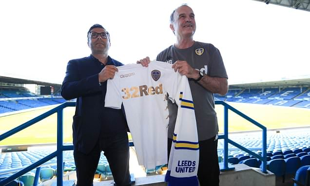 Marcelo Bielsa unveiled as new Leeds manager