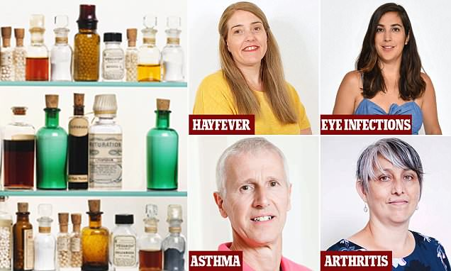 NHS scraps homeopathy despite the benefits for hay fever and asthma