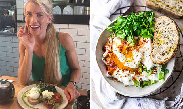 Ditch pricey protein powders! Eggs are the secret to your summer body