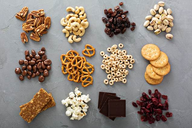 Do YOU know what a 200-calorie snack looks like?