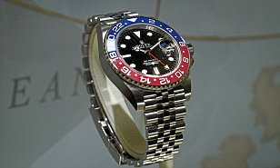 TONY HETHERINGTON: Time is money... the £9,000 Rolex I purchased online is a counterfeit