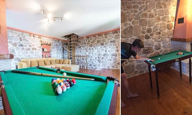 The Airbnb image that fooled guests into thinking they'd booked a rental with a big pool