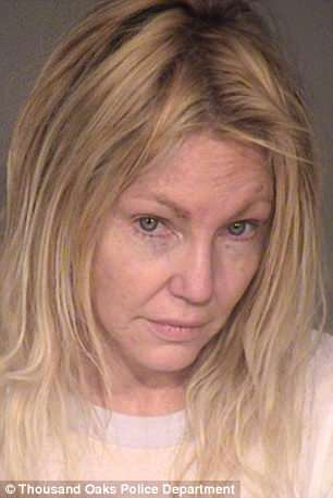 Heather February  2018 mugshot