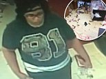 An angry customer was caught on surveillance cameras trashing theHappy Nails Salon in Hazelwood, Missouri on Friday after demanding a refund and a new set of acrylic nails