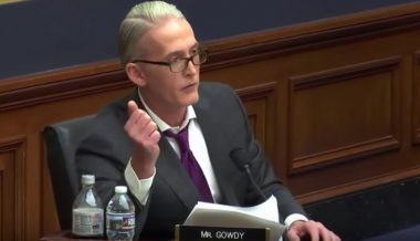 Gowdy: Leaving Congress To Work Somewhere 'Where Facts Matter'