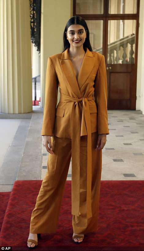Supermodel Neelam Gill