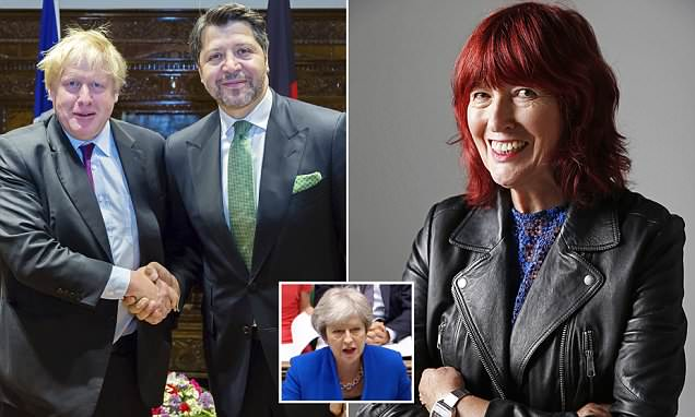 JANET STREET-PORTER: Theresa and duplicitous Boris have tossed their green principles in