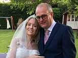 Heartbroken Mark and Samantha Smith organised their wedding in just eight hours