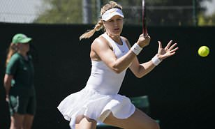 Bouchard victorious in Wimbledon qualifying as British trio crash out
