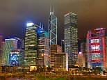 Hong Kong (pictured) is the world's most expensive city to live in for expatriate employees, a study has revealed