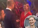Model Bar Refaeli declared that the Duke of Cambridge is 'the best looking prince in the world' after meeting him in Israel