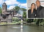 King's castle: Former baseball pro Derek Jeter is selling the castle in Greenwood Lake, New York for $14.75 million