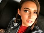 Former reality TV starAnastasia Tarasyuk, who broke up with her partner over her alleged work as a prostitute, is believed to have taken her own life