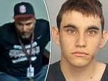 Stoneman Douglas coach Andrew Medina pictured during an interview with authorities. Medina, who also worked as a security monitor, was unarmed on the day of the massacre