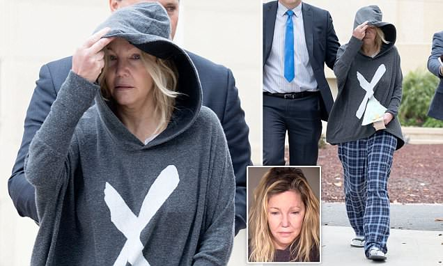 Heather Locklear hospitalized for overdose hours after leaving jail