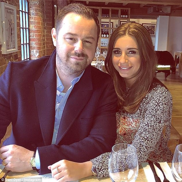 Ouch! The breakfast show host, 53, invited Dani's EastEnders star father Danny Dyer, 40, to 'pummel' his daughter's new boyfriend and claimed  Jack is only with her for 'money'