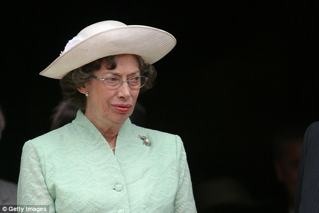 Royal blood:Elisabeth, who was 12th in line to the Danish throne at the time of her death, passed away peacefully at the age of 83 after an unnamed lengthy illness last week