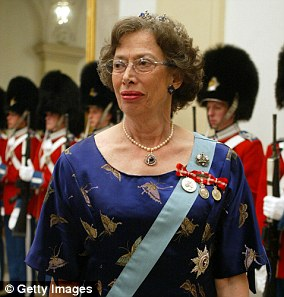 The late Princess was the Queen's cousin