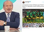 Furious tweeters called out Lord Sugar on the Tweet and he eventually apologised - after attempting to play it off as a joke