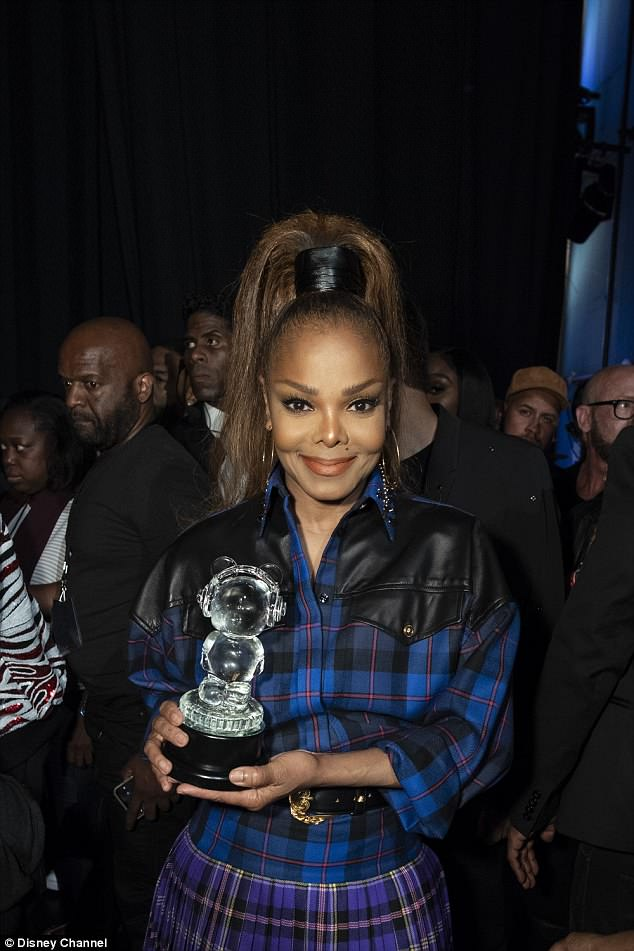 Weird:A source close to Joe's daughter, superstar singer Janet, 52, confirmed that she too had been denied access to see her father in recent days