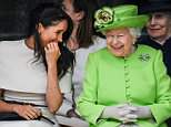 Now Meghan Markle is a member of Harry's family, she is banned from eating garlic in public