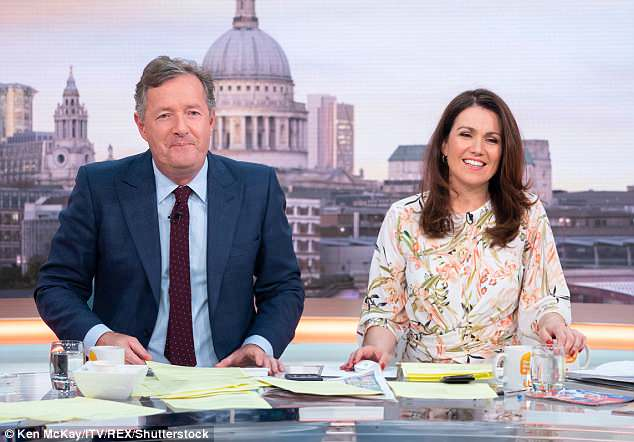 Important guest: Revealing Danny will appear as a guest on Thursday night's Good Evening Britain, Piers spoke about the moment when Jack finally asked Dani to be his girlfriend