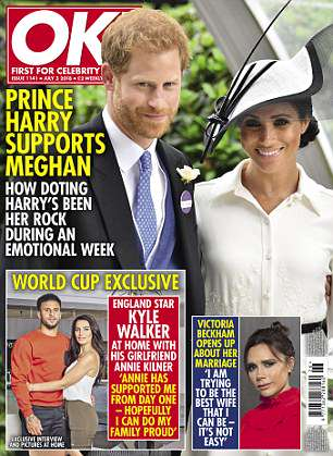 Read the full story in this week's OK! Magazine - out now
